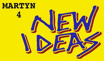 martyn 4 new ideas logo